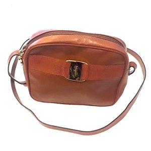 Salvatore Ferragamo Authentic Crossbody bag